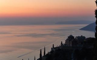 Монастыри афона фото