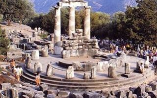 Греческая архитектура фото