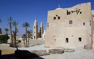 Монастыри Заафараны