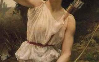 Как в древнегреческой мифологии звали богиню любви