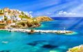 Крит где лучше отдыхать