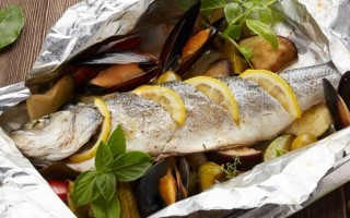 Рыба сибас рецепты приготовления
