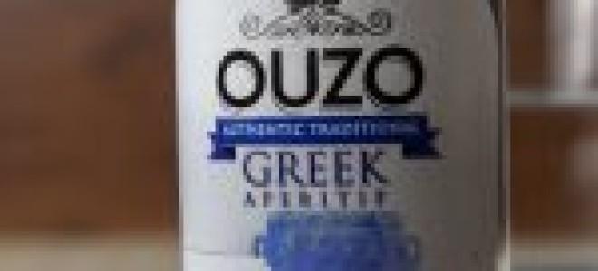 Греческая водка узо как пить