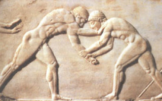 История появления олимпийских игр в древней греции