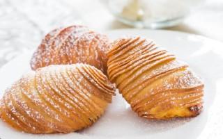 Итальянское пирожное сфольятелла рецепт