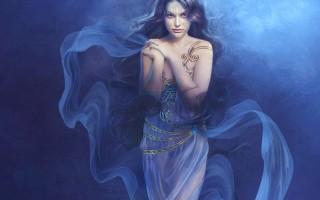 Имена из мифологии женские