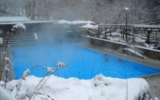 Термальные курорты греции зимой