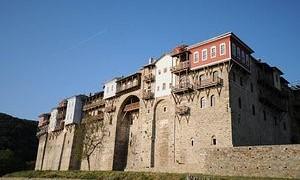 Свято иверский монастырь