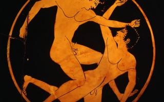 История античных олимпийских игр