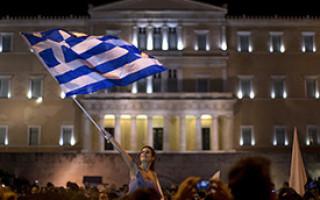 Этнический состав греции