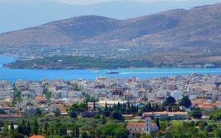 Греческий город волос