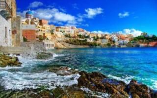 Греция курорты куда поехать