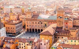 Эмилия романья италия на карте