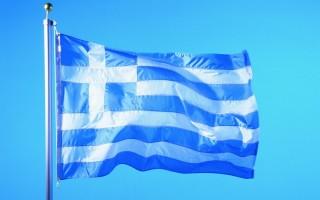 Флаг и герб греции