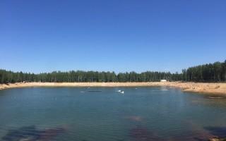 Озера Лазурного берега