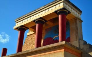 Кносский дворец сообщение