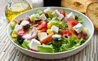 Традиционные греческие блюда
