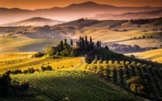 Самые красивые города тосканы