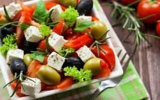 Сыр для греческого салата название фото