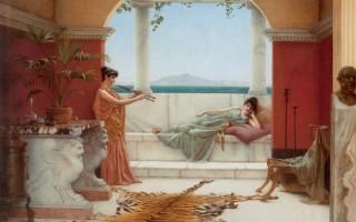 Богиня клио покровительница истории