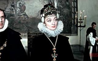 Актриса, сыгравшая птицу Феникс и Анидаг: неравный брак, полвека одиночества и знаменитые дочери-красавицы