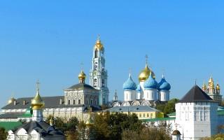 Святые мощи монастырь