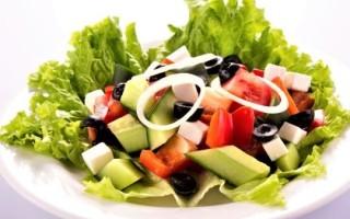 Соус для греческого салата классический