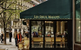 Кафе Парижа