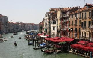 Путь в италию венецию на мотоцикле