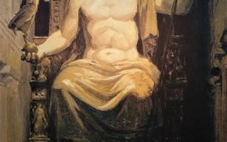 Греческие боги список и значение