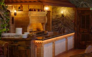 Кафе Лазурного берега