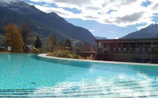 Отели с термальными источниками в италии