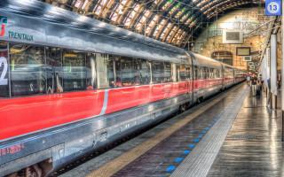 Из италии во францию на поезде