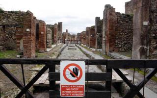 Помпеи и геркуланум трагедия у везувия