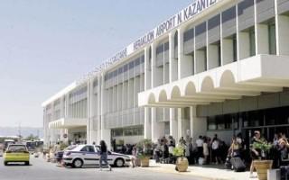 Крит аэропорты международные