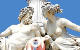 Иерархия греческих богов