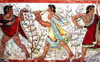 Мифы древней греции о музыке