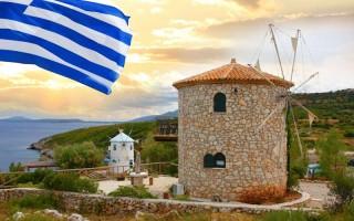 Погода в греции в марте апреле