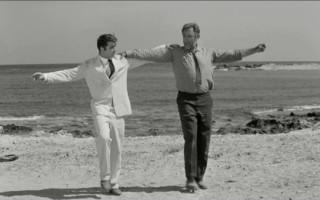 Танец сиртаки греция