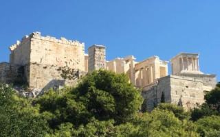 Храм ники аптерос чертежи