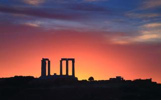 Главный город аттики