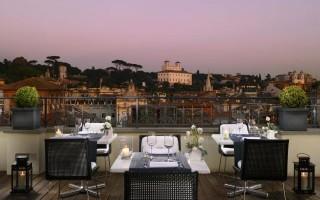 Рим город любви