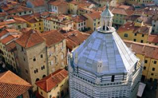 Пистойя италия достопримечательности