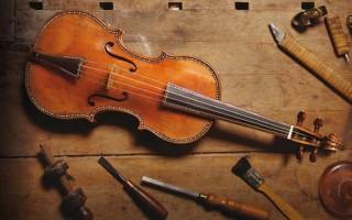 Итальянский скрипичный мастер