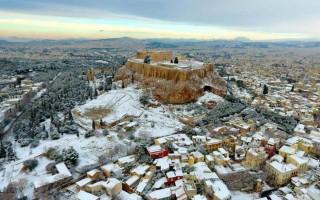 Афины в январе что посмотреть