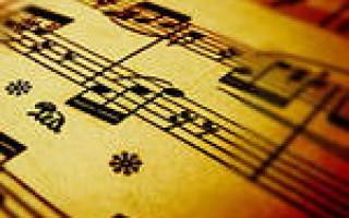 Разновидности итальянской оперы