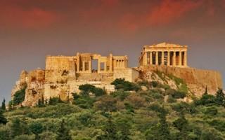Какие архитектурные стили создала античная культура