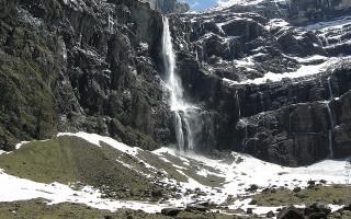 Водопады Франции