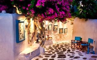 Миконос греция достопримечательности