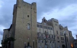 Дворцы Лангедок-Руссильона